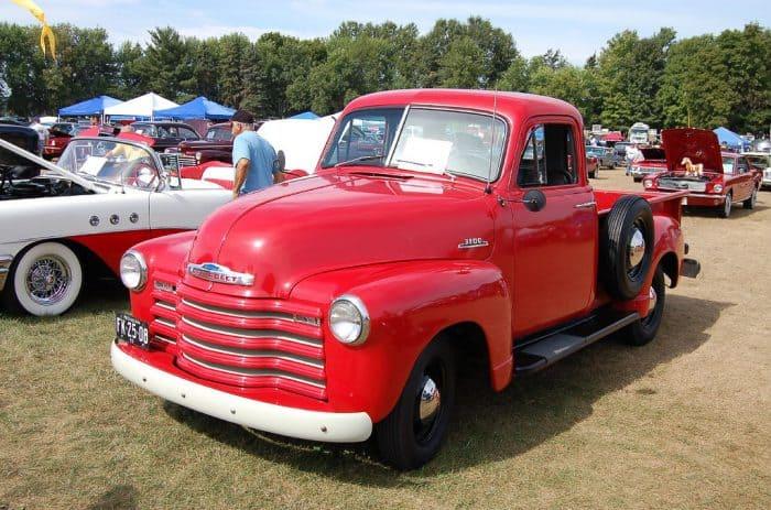 1947-1953 Chevrolet Pickup