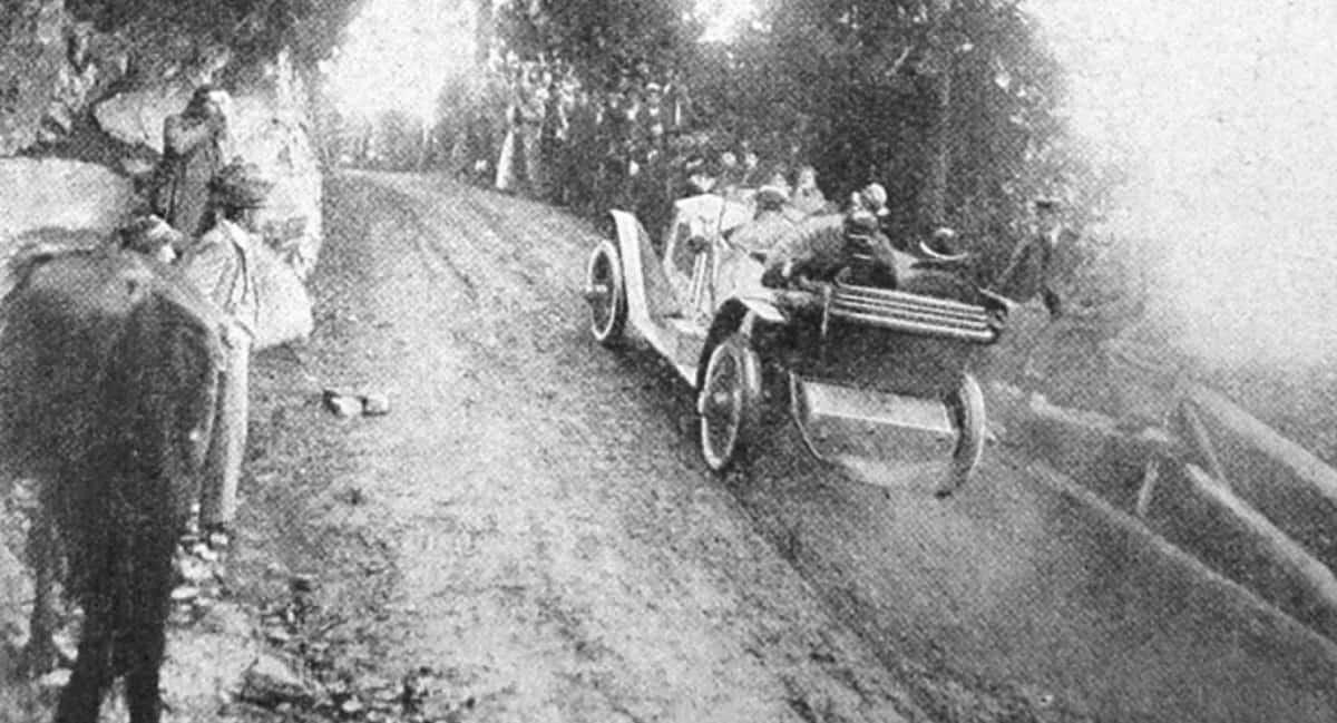 1913 Rolls-Royce Alpenfahrt