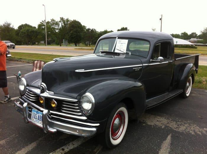 1946 – 1947 Hudson Commodore