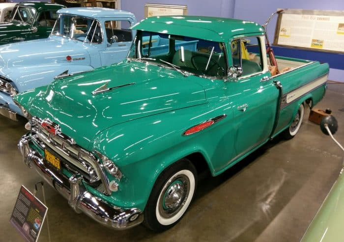 1955-1957 Chevrolet Cameo