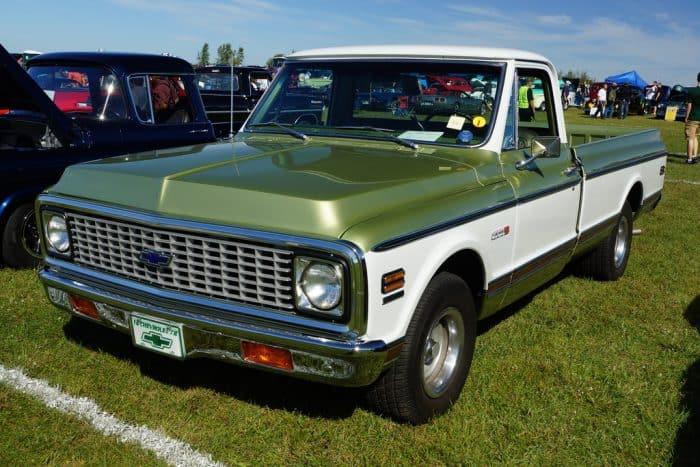 1967-1972 Chevrolet Pickup