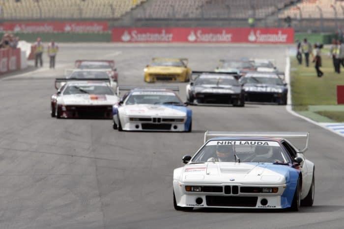Niki Lauda M1 Procar Racing
