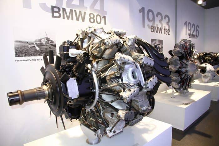 BMW 801 Radial Engine