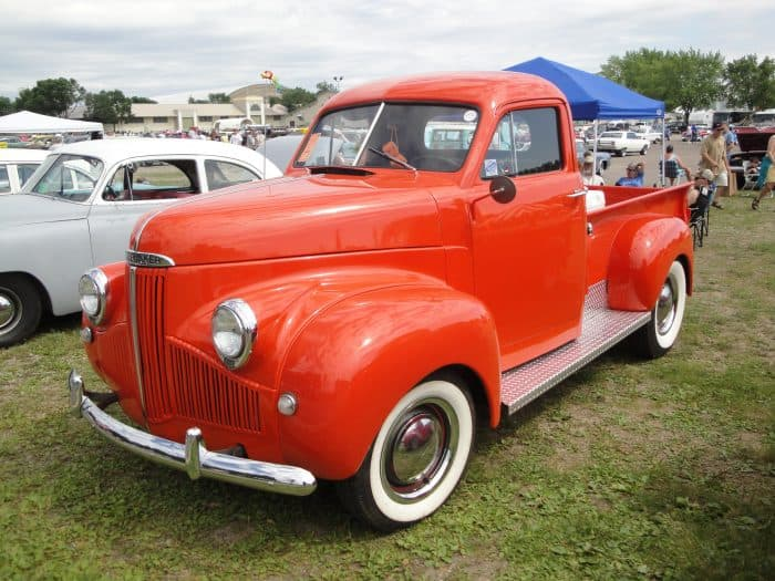 1946-1948 Studebaker M-Series
