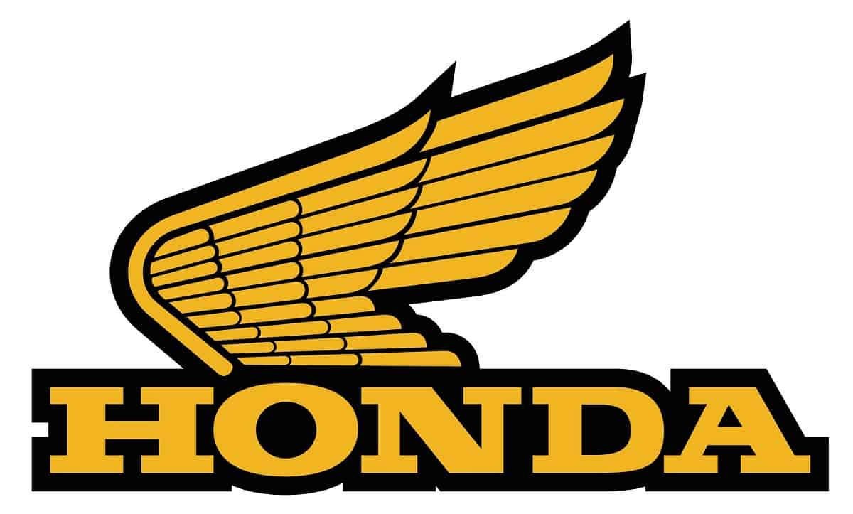 Honda Motorcycles - Old Logo