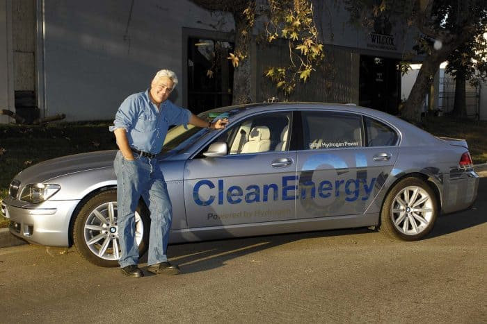 Jay Leno and the Hydrogen 7