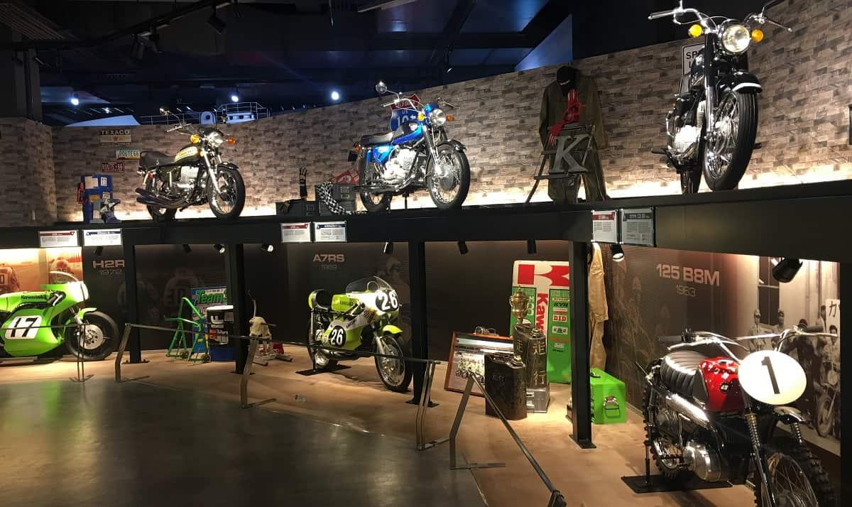 Kawasaki Good Times World Kobe