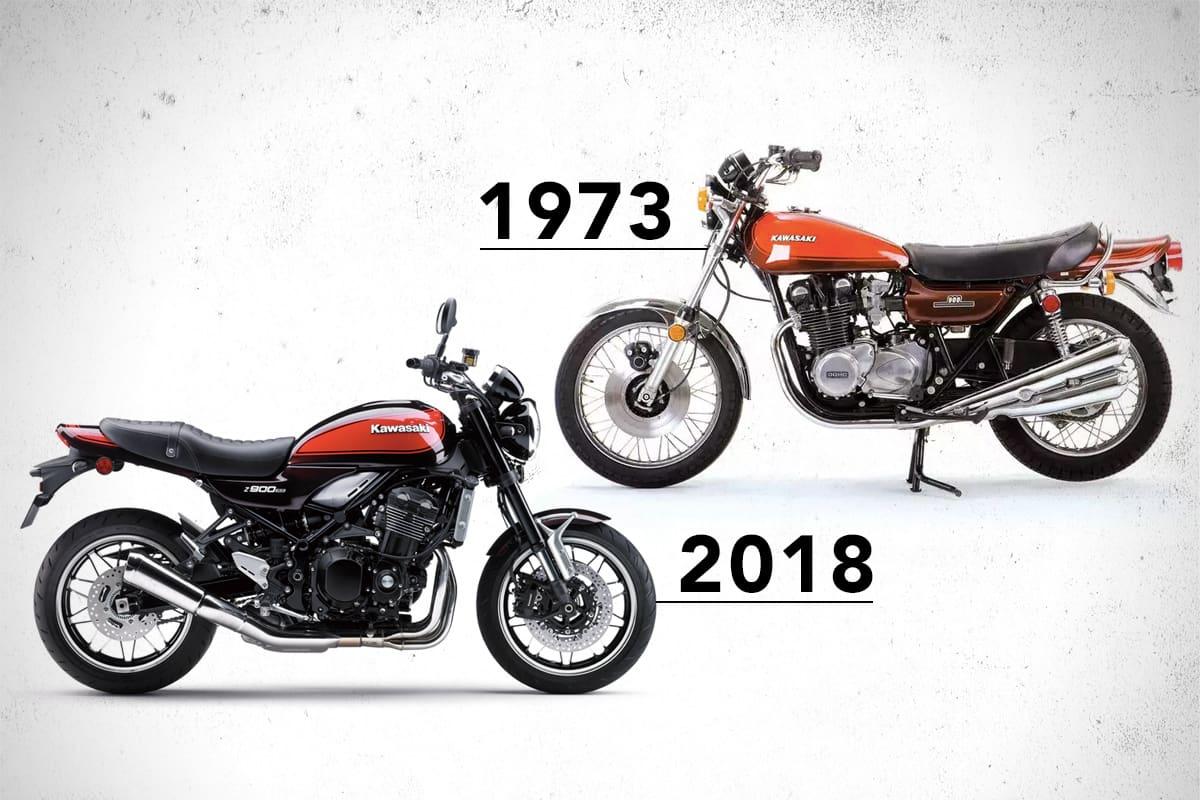Kawasaki Then and Now