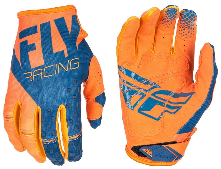 Kids Motorcycle Gloves - Fly Racing Kinect Youth Glove