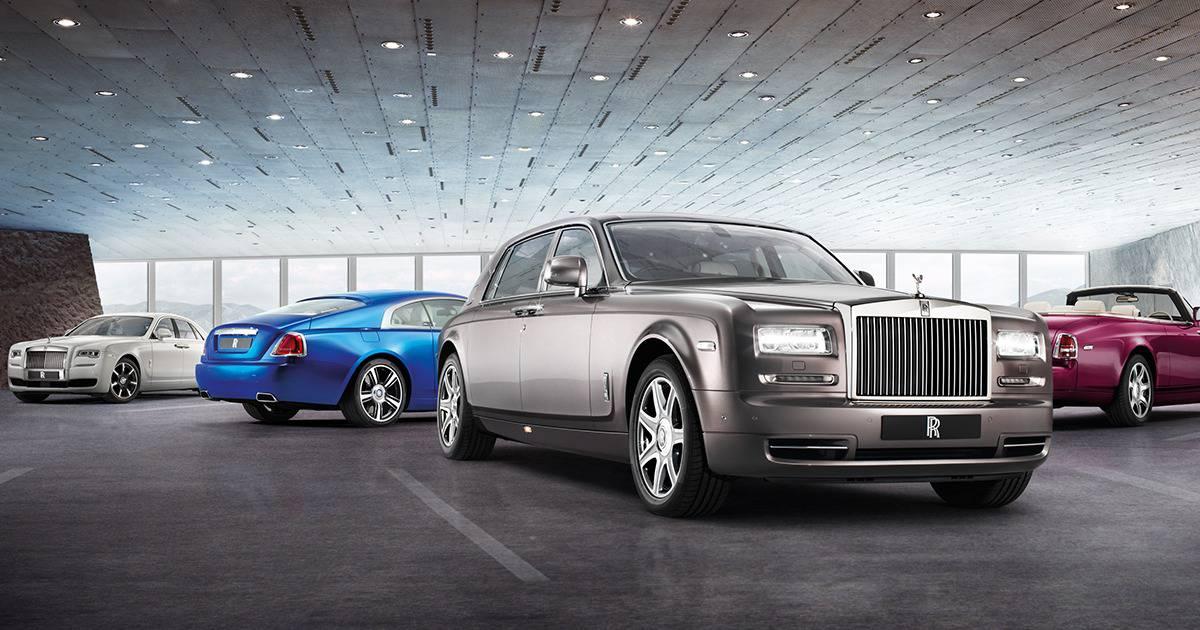 Rolls-Royce Cars - Rolls-Royce