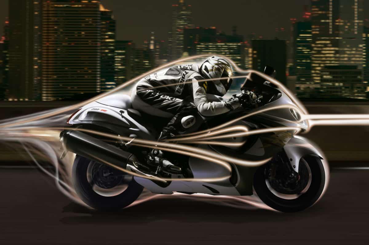 Suzuki Aerodynamics