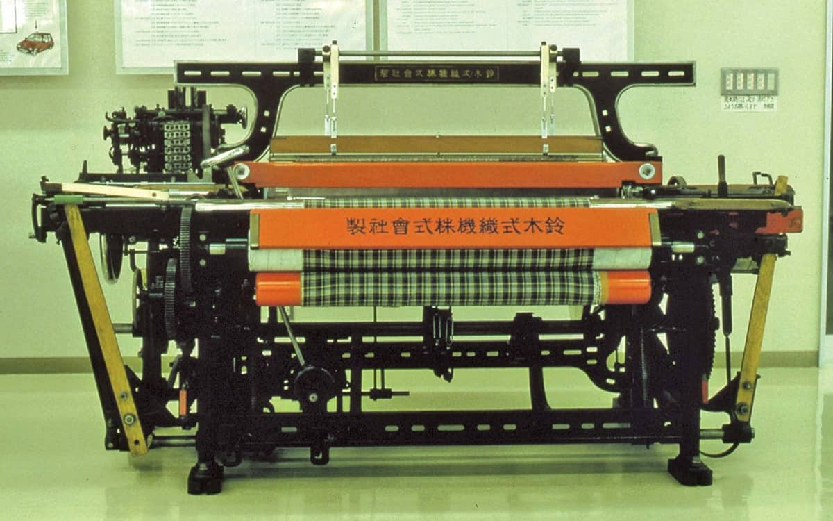 Suzuki Loom