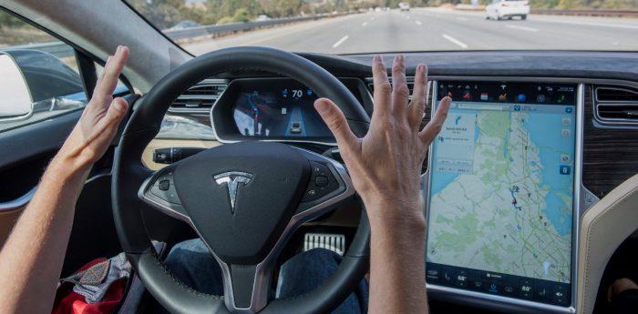 Tesla Autopilot Crash - safety features