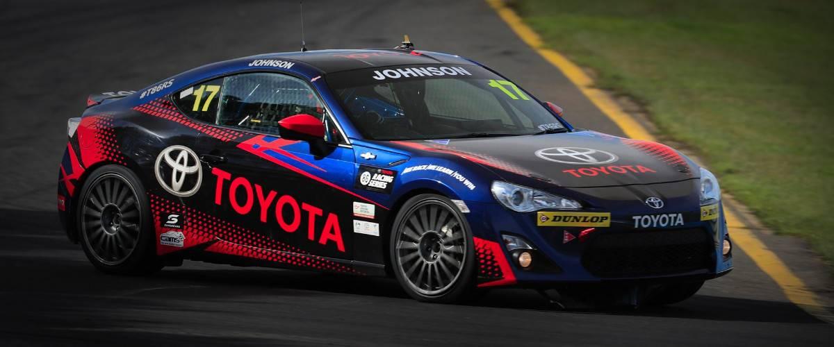 Toyota Motorsports - Toyota 86