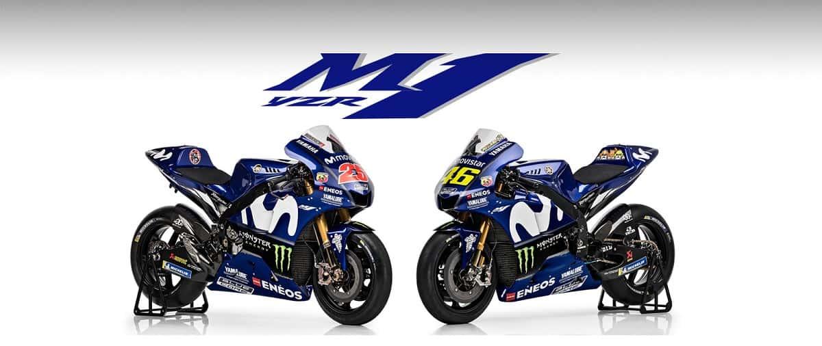 Yamaha YZR-M1 MotoGP