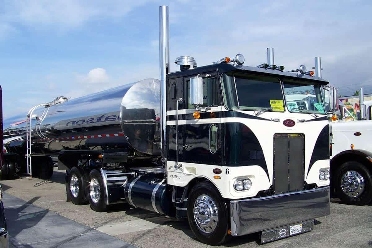 Coe Trucks Peterbilt