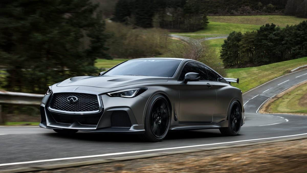 Reviewing 2019 Infiniti Models