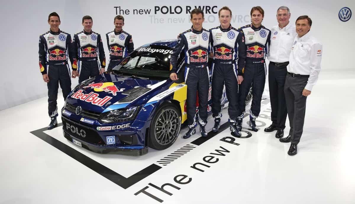 volkswagen motorsports - 2015 polo