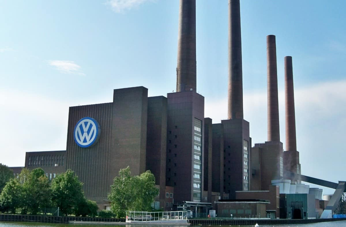 volkswagen plant - wolfsburg
