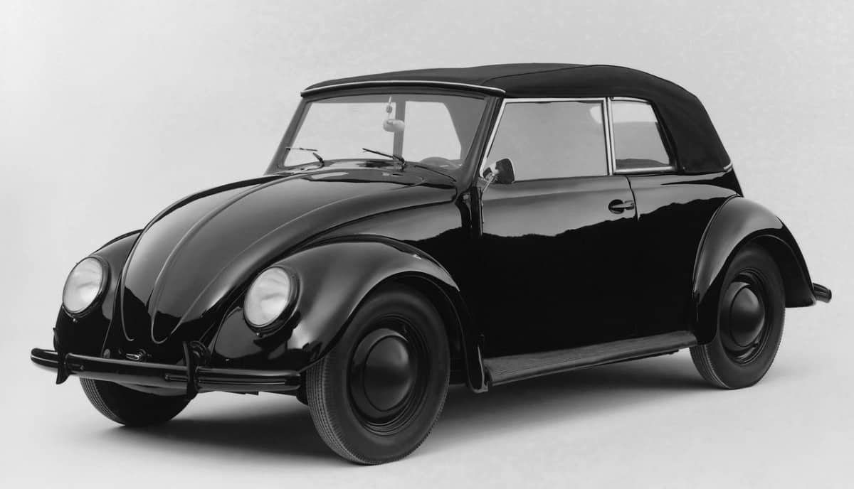 old VW Beetle