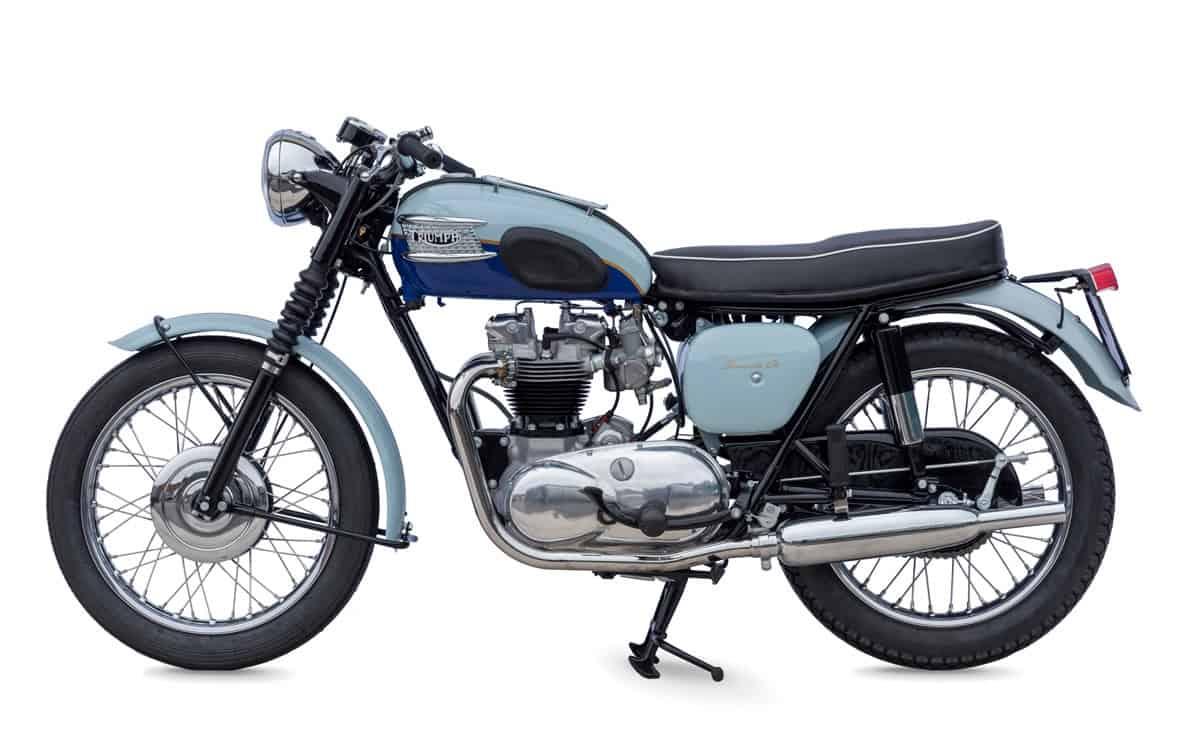 1960 Triumph T120 Bonneville