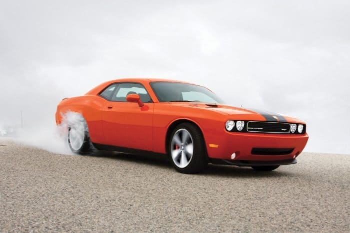 Dodge Challenger R/T front 3/4
