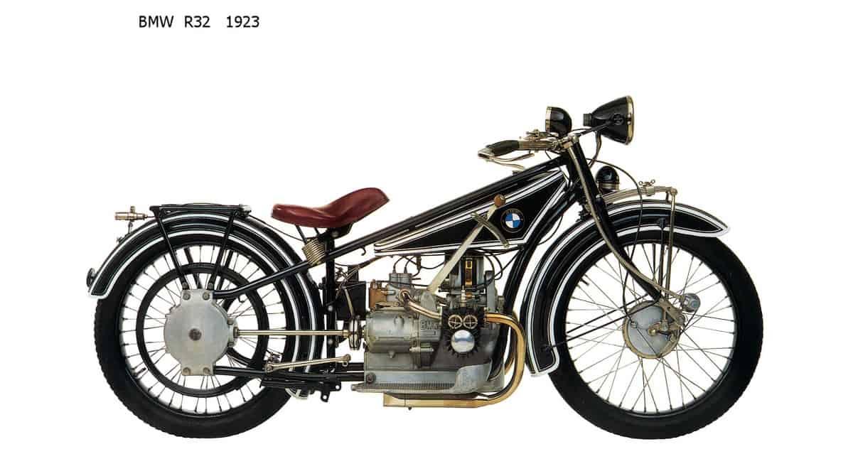 BMW - 1923 R32