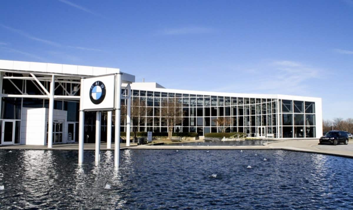 BMW North America HQ