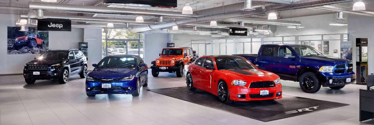 Chrysler dealerships - RAM dealership