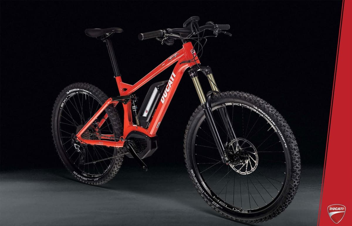 Ducati Bicycle