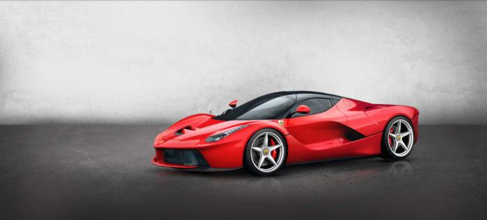 Ferrari laFerrari. It used to be a contender