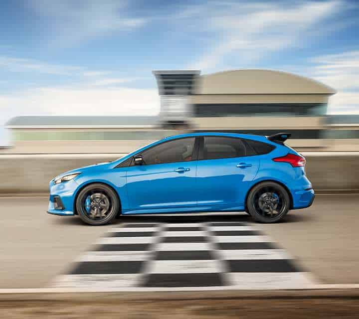 Sporty Ford Focus: 10 Cool Sports Cars That Will Rock Your World
