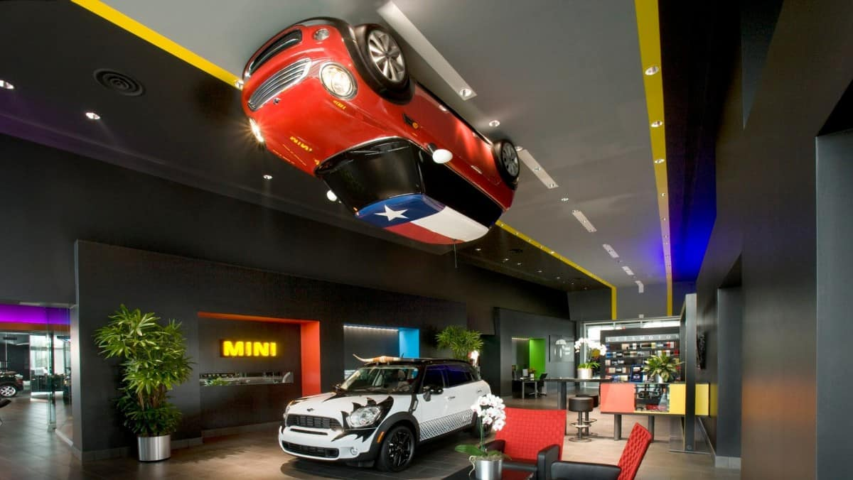 MINI Dealerships - Mini cars