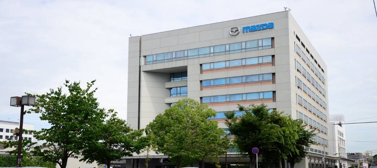 Mazda Japan headquarters
