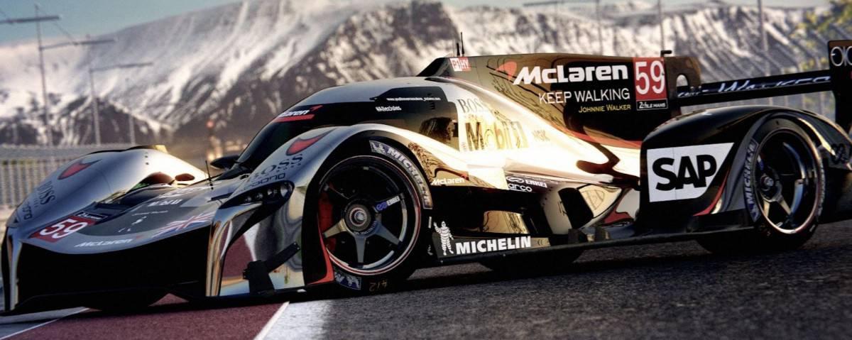 McLaren Racing Limited - F1 Car