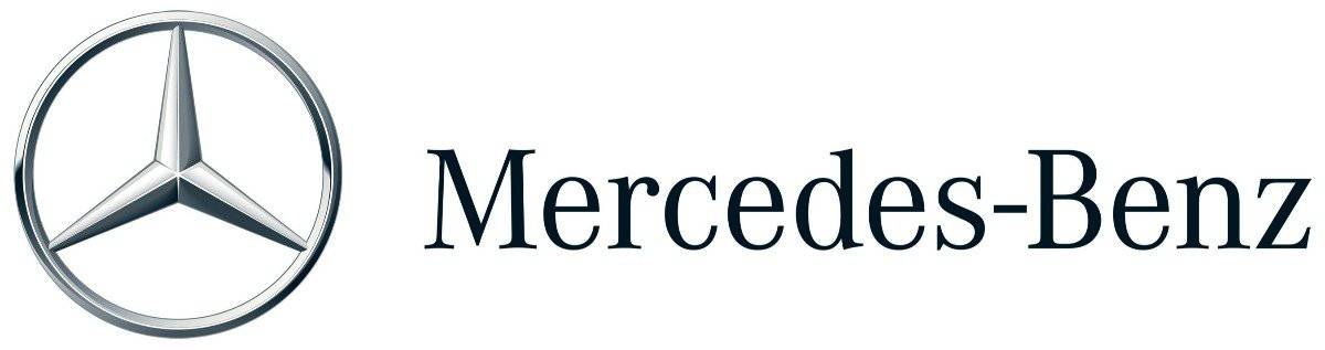 Mercedes-Benz Logo - 3 pointed star