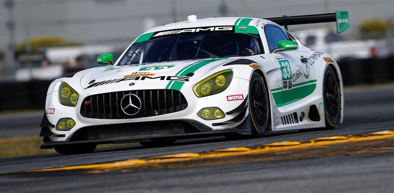 Mercedes Motorsports - Mercedes AMG-GT3