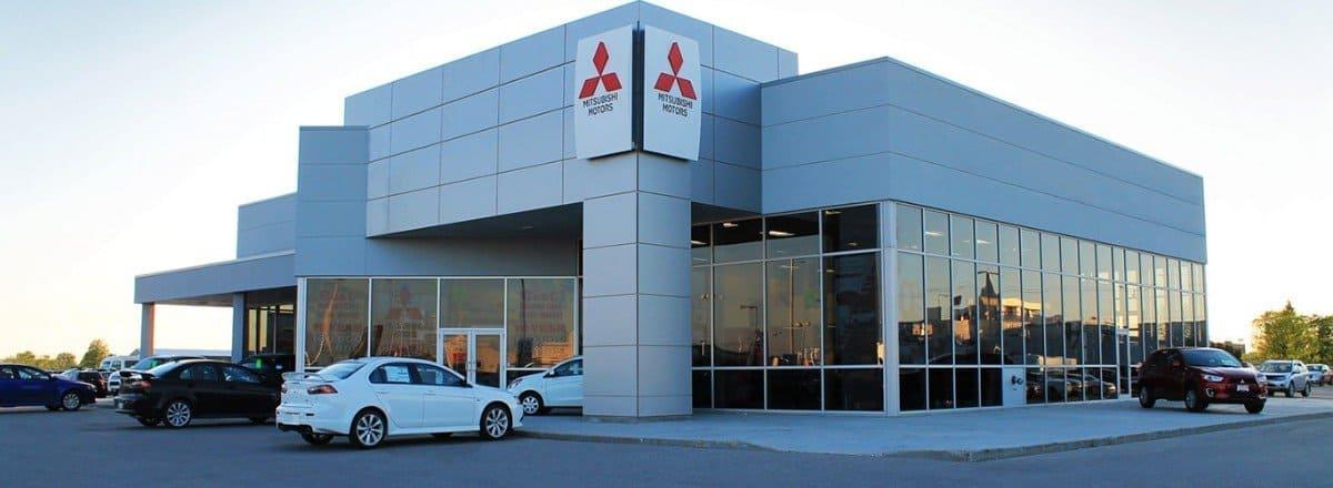 Mitsubishi Dealerships