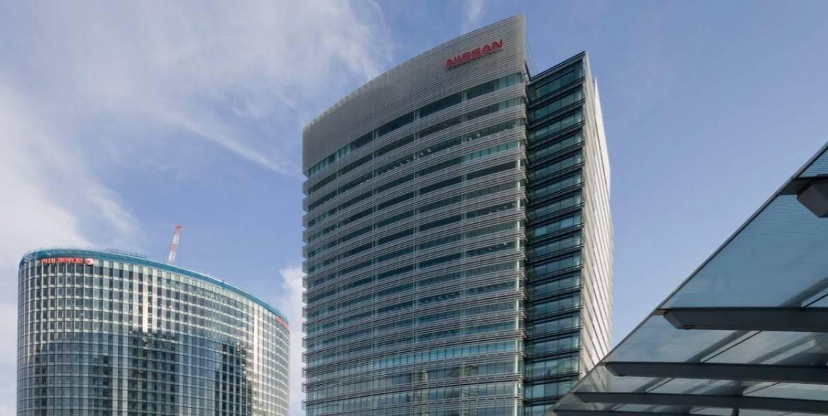 Nissan Headquarters Kanagawa