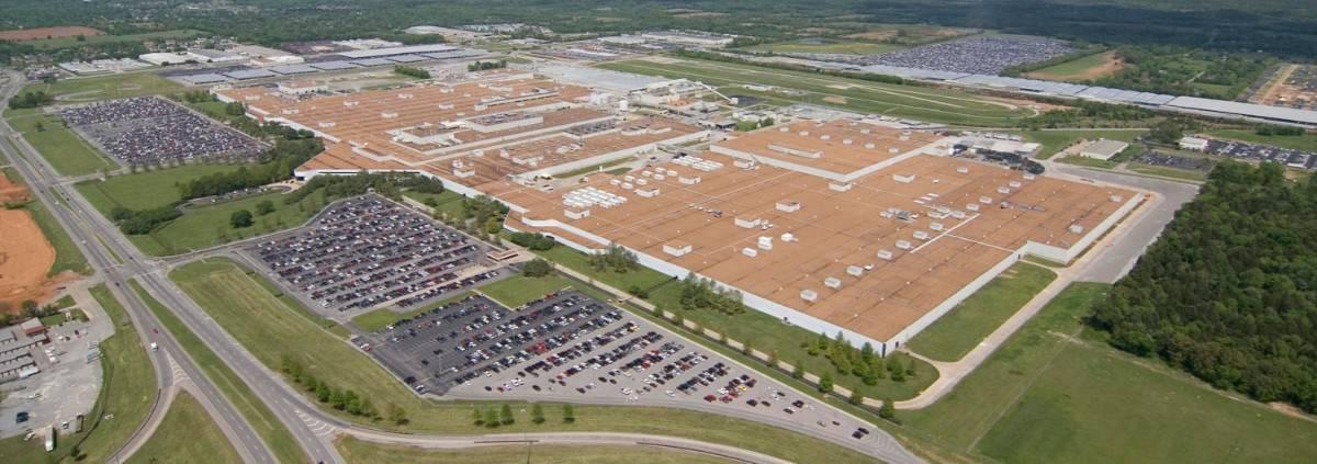 Nissan Smyrna assembly plant
