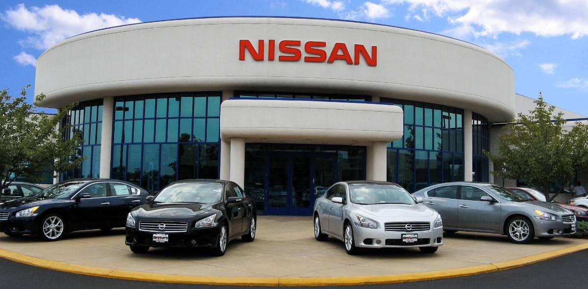 Nissan dealership