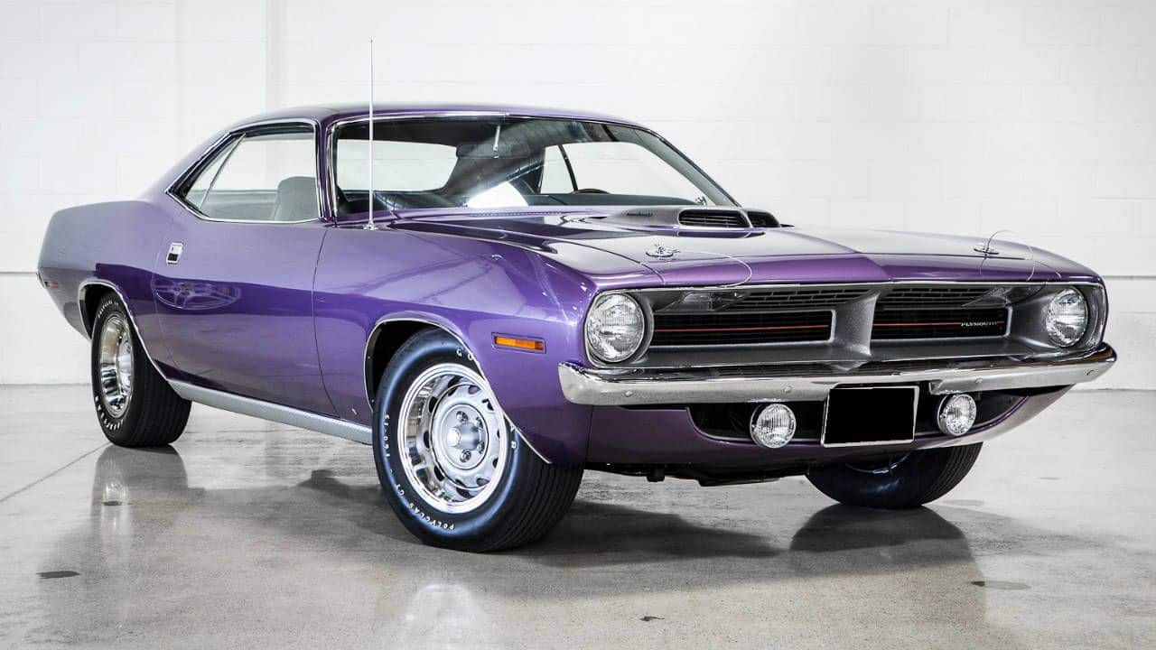 Top 15 Old School Muscle Cars You Can Buy