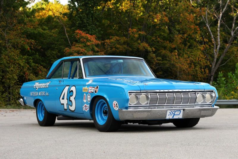1964 Plymouth Belvedere Front 3/4