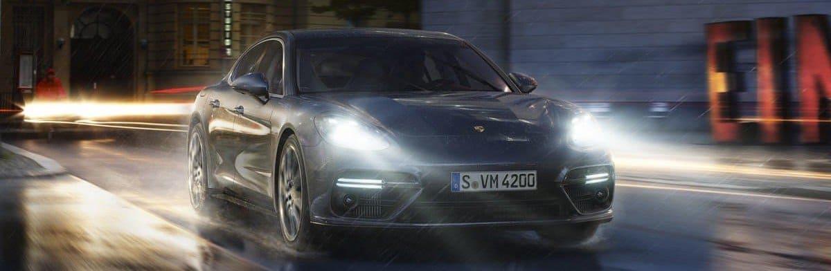 Porsche LED lighting