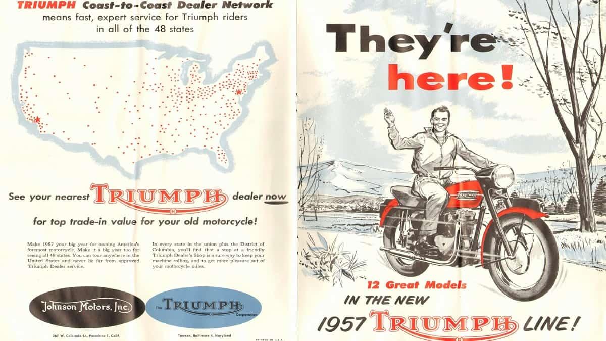 Triumph Dealership