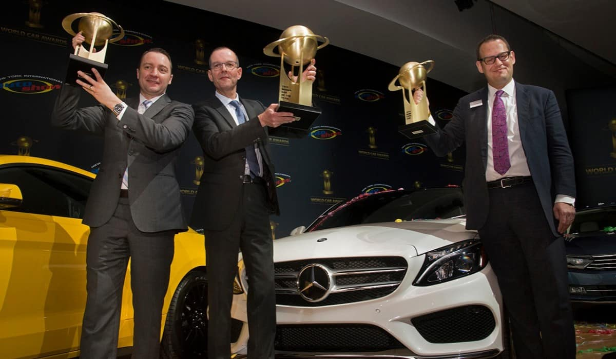 Mercedes-Benz World Car Awards