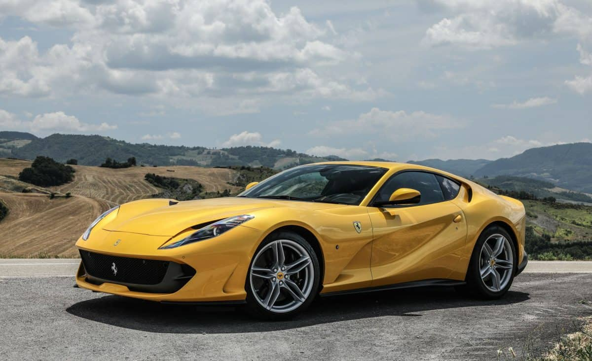 The Ferrari 812 Superfast Is Most Ful Model Available In 2019