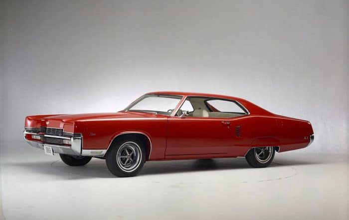 1968 Mercury Marauder cheap classic muscle car