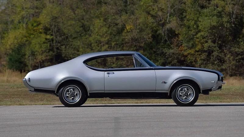 1968 Oldsmobile 442 Hurst