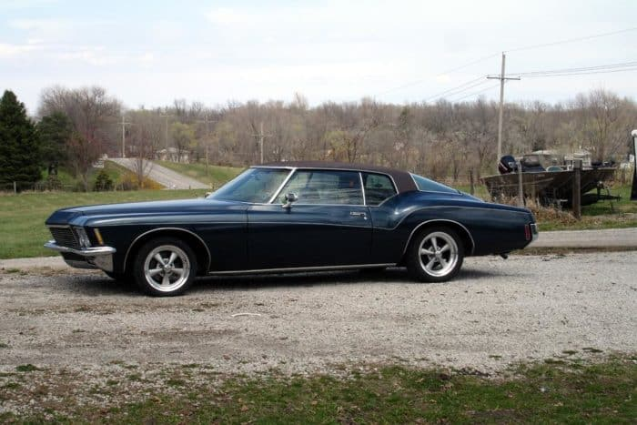 1971 Buick Riviera cheap classic muscle car